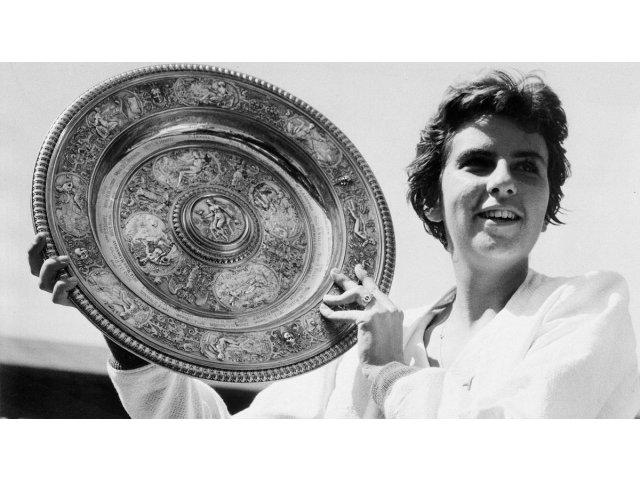 Fosta jucatoare braziliana Maria Bueno, castigatoare a 19 trofee de Grand Slam, a murit