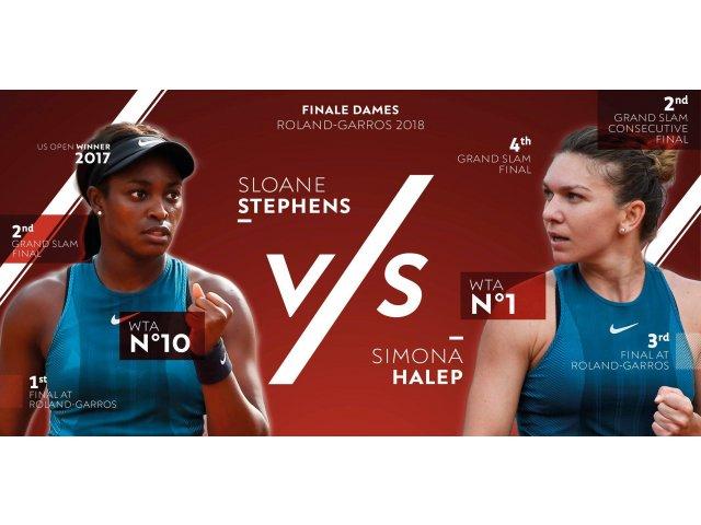 Simona Halep a castigat primul sau titlu de Mare Slem, la Roland Garros