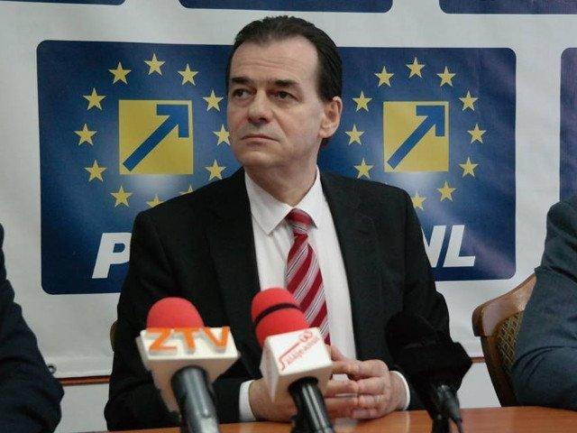 Ludovic Orban: Mitingul PSD - mult zgomot pentru nimic