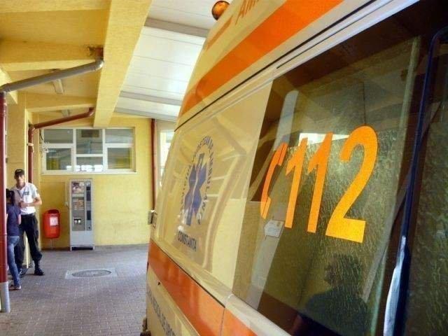 Focsani: Un barbat a murit dupa ce s-a aruncat de la etajul unui al unui spital