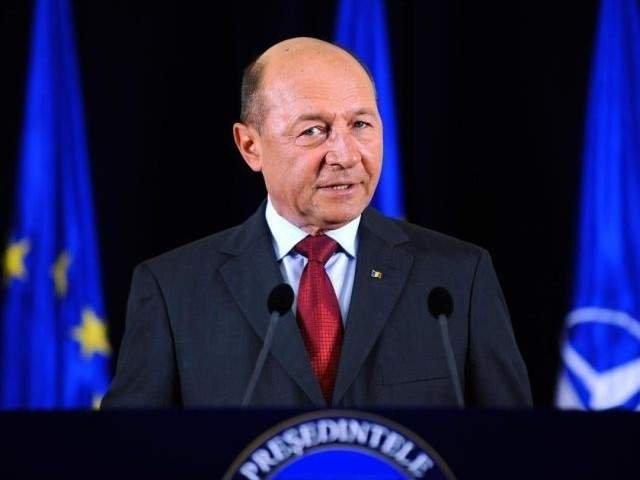"Traian Basescu, catre Iohannis: ""Domnule Presedinte, poti sa dormi linistit, nu mai ai nimic de facut!"""