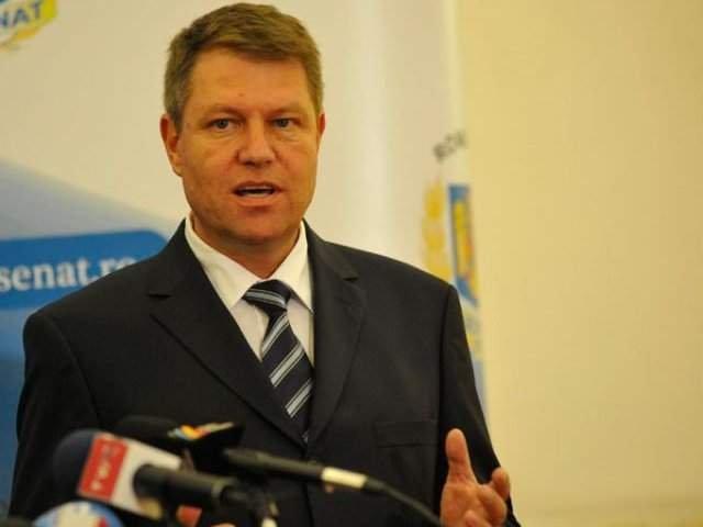 Klaus Iohannis considera ca politica educationala in Romania se face dupa ureche
