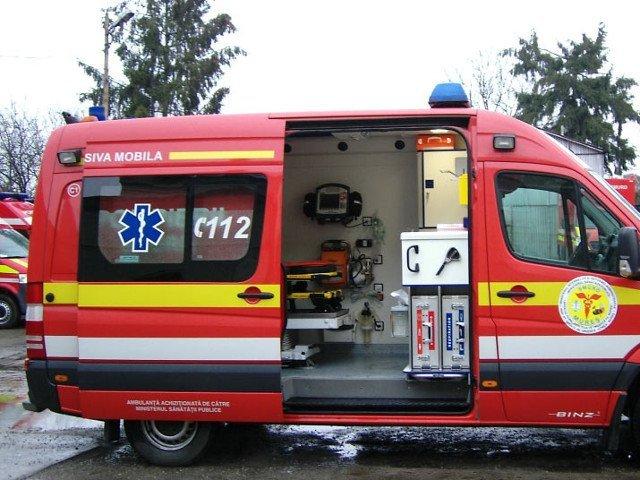 Petrosani: Un tanar a murit dupa ce s-a aruncat de la etajul 10 ca sa scape de un incendiu