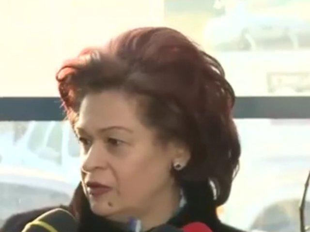 Cristina Tarcea, despre schimbarea Codurilor penale: Am vazut si eu procesul legislativ, sunt multe chestiuni discutabile