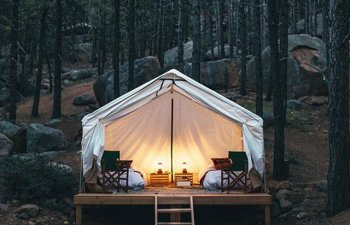 10+1 imagini care te vor motiva sa mergi in vacanta cu cortul macar o data in viata