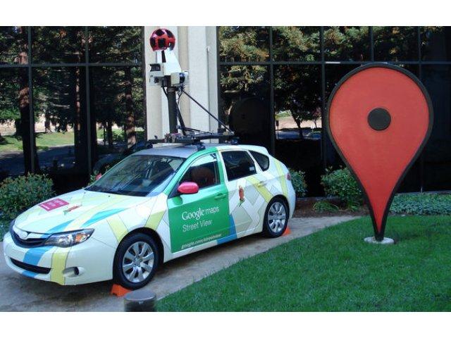 Masinile Google Street View se intorc in Romania: vehiculele vor actualiza imaginile din Google Maps timp de doua luni