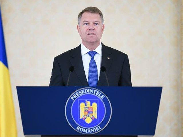 Iohannis considera necesara adoptarea cat mai curand a unei opinii a Comisiei de la Venetia