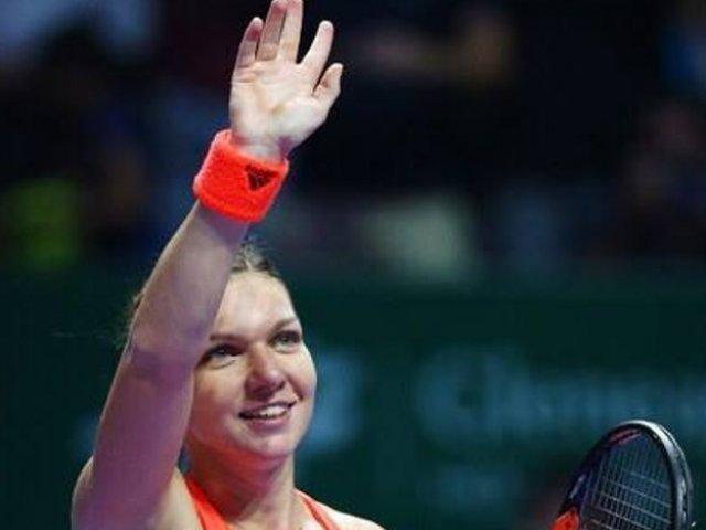Simona Halep, calificare fara emotii in turul doi la Wimbledon