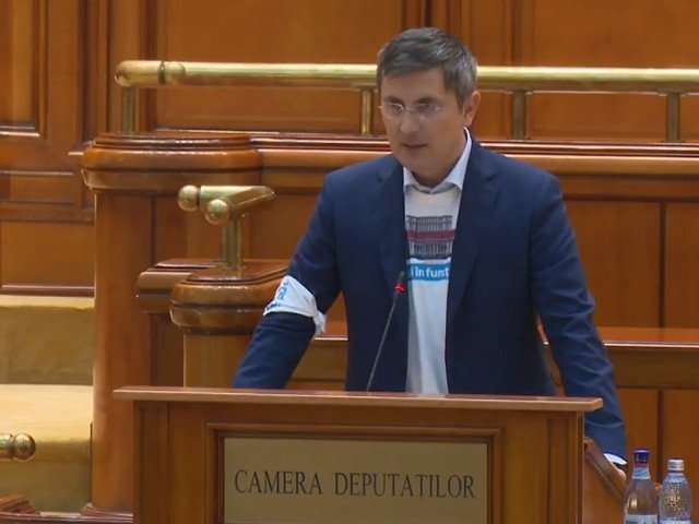 Dan Barna: De astazi, Romania a devenit un stat de Dragnea