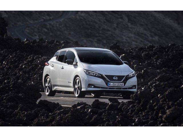 Schimbare de lider: Nissan Leaf devine cea mai vanduta masina electrica din Europa. Zoe si e-Golf completeaza clasamentul
