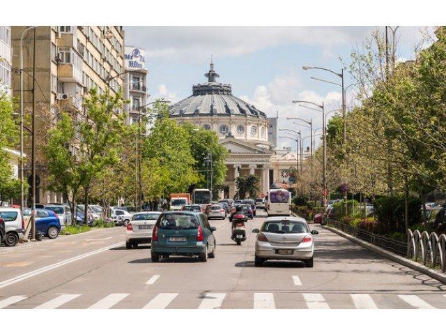 Proiect inedit pentru Bucuresti: un weekend pe an fara masini. Incalcarea interdictiei, sanctionata cu amenda de pana la 2000 lei