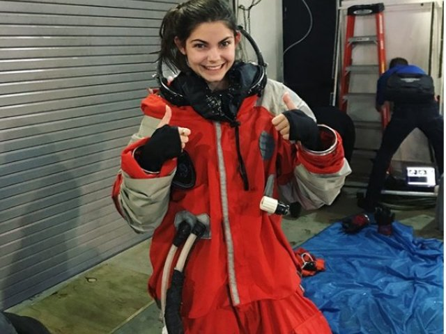 O tanara de 17 ani este pregatita de NASA sa fie printre primii oameni care vor ajunge pe Marte