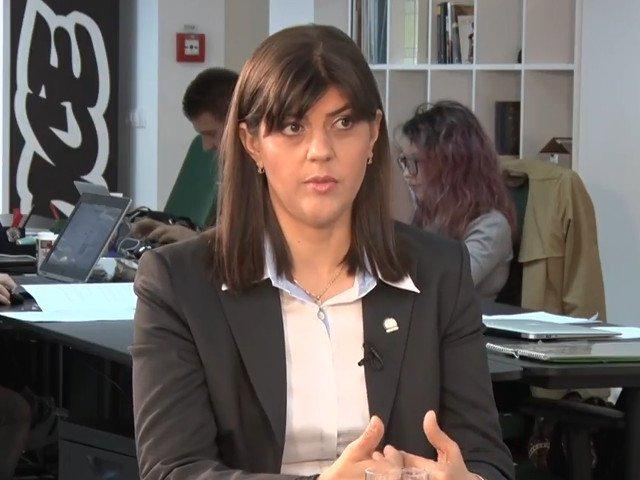 Laura Codruta Kovesi isi va continua activitatea ca procuror la DIICOT Sibiu