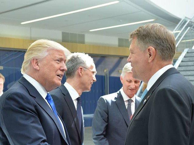 Intalnirea lui Klaus Iohannis cu Donald Trump, anulata. Liderul american ii critica din nou pe aliati, la o sesiune in spatele usilor inchise