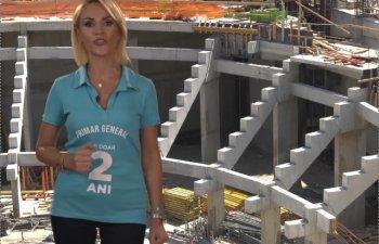 Firea, un nou clip video dupa primii 2 ani de mandat: Un alt domeniu in care s-au realizat progrese este cel al consolidarii cladirilor cu risc seismic
