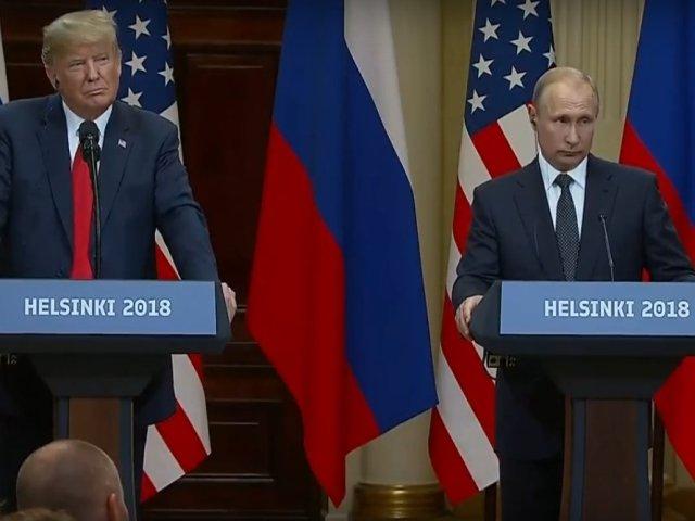 """Putin: Discutiile cu Trump au fost """"reusite"""" si """"utile""""; Trump: o zi """"foarte constructiva""""/ VIDEO"""