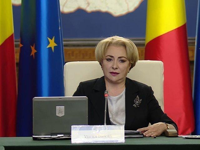Viorica Dancila, chemata miercuri de presedintele Iohannis la Cotroceni