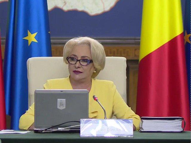 Dancila: Guvernul va aproba o OUG privind gestionarea deseurilor provenite din ambalaje