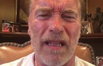 "Schwarzenegger: Trump a parut ""un molau fara coloana vertebrala"" la conferinta de presa cu Putin/ VIDEO"