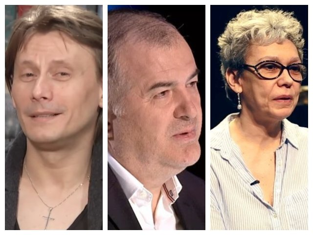 "Marius Manole, Florin Calinescu si Oana Pellea strang semnaturi in campania ""Fara Penali"""