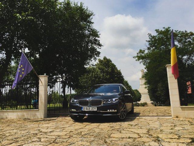 BMW Seria 7 - o adevarata epopee a bavarezilor (2018)