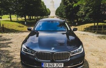 GALERIE FOTO. BMW Seria 7 (2018) - o epopee a bavarezilor