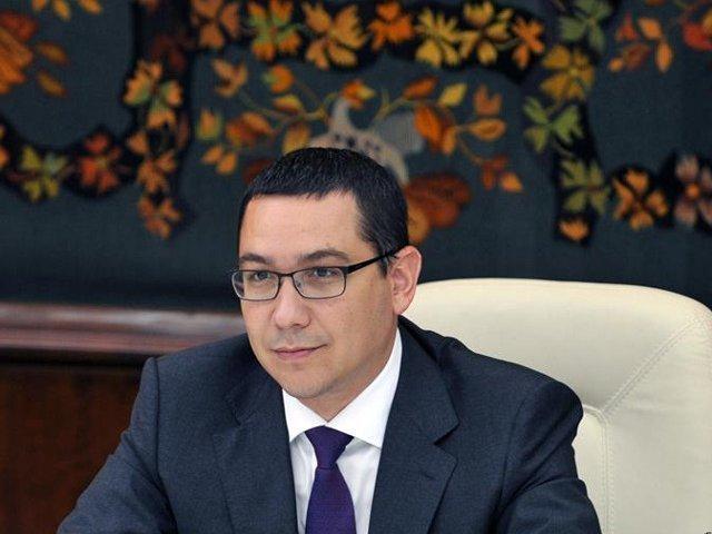 Ponta: Ma uit cu amaraciune la minciunile pe care Dragnea si Dancila le spun la aceeasi televiziune