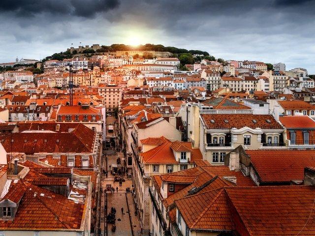 Cod rosu si portocaliu de canicula in Portugalia. Zonele vizate