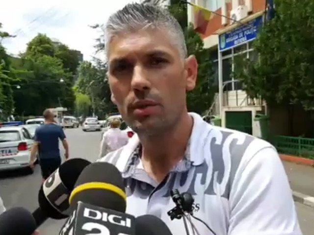 Soferul cu numere anti-PSD, dupa ce Politia a anuntat ca ii va clasa dosarul: Mi se pare corect