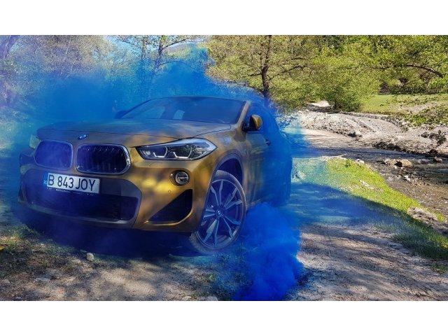 Noul BMW X2 - nonconformist, dar practic