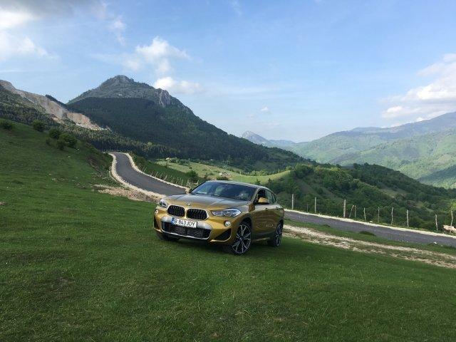FOTO. BMW X2 - nonconformist, dar practic