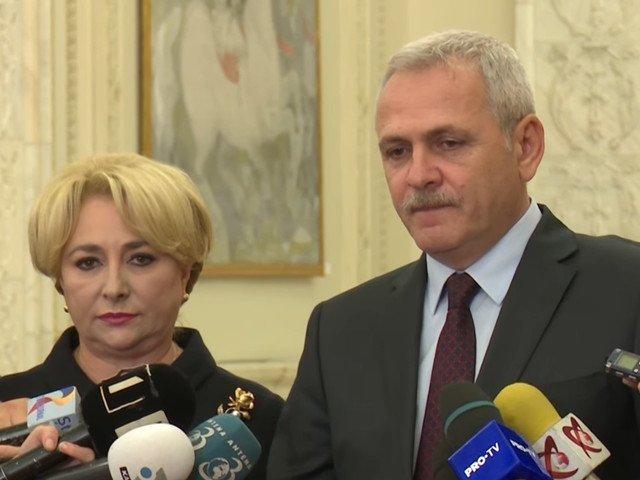 Dragnea, despre Iohannis: A tipat la Viorica Dancila, nemultumit de rectificarea bugetara
