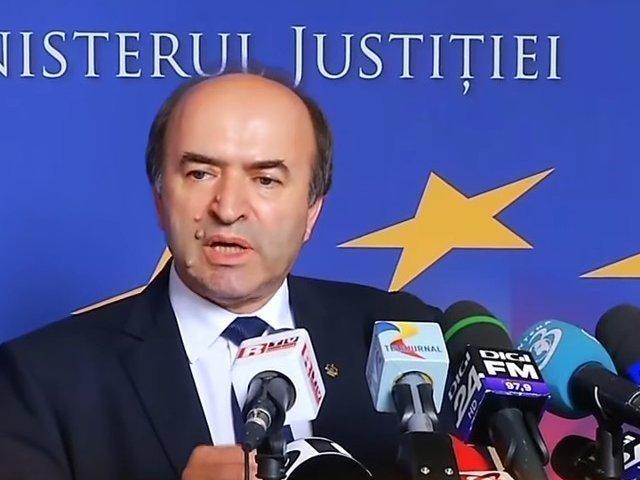 Toader, despre o eventuala punere sub acuzare a lui Iohannis: E treaba procurorilor si nu a unui ministru