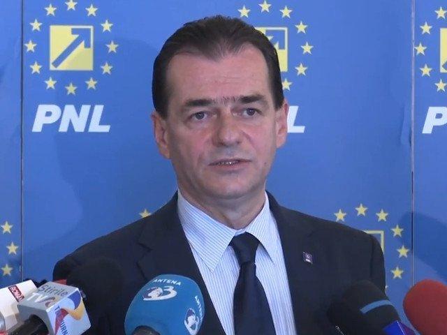 Orban: PNL va initia constituirea unei comisii parlamentare cu privire la gestionarea crizei de pesta porcina