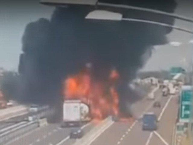Trei romani au fost raniti in explozia produsa in apropierea aeroportului din Bologna