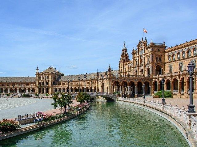 Spania: Cod portocaliu de canicula in Andaluzia