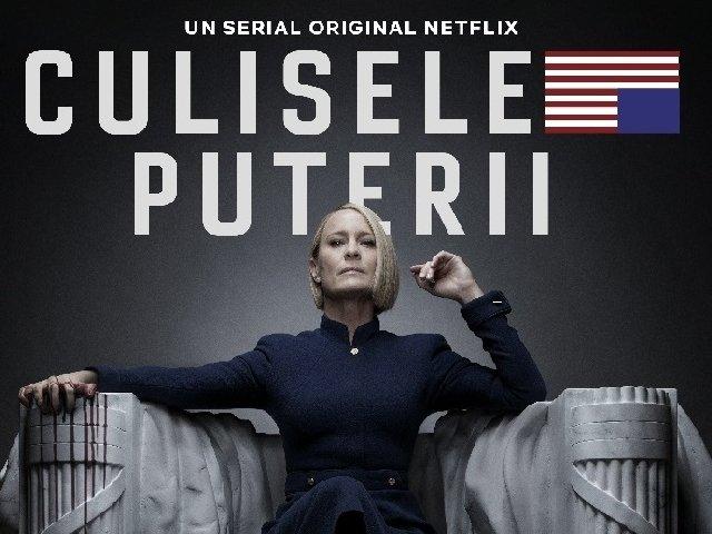 "Netflix anunta data lansarii ultimului sezon ""House of Cards"""