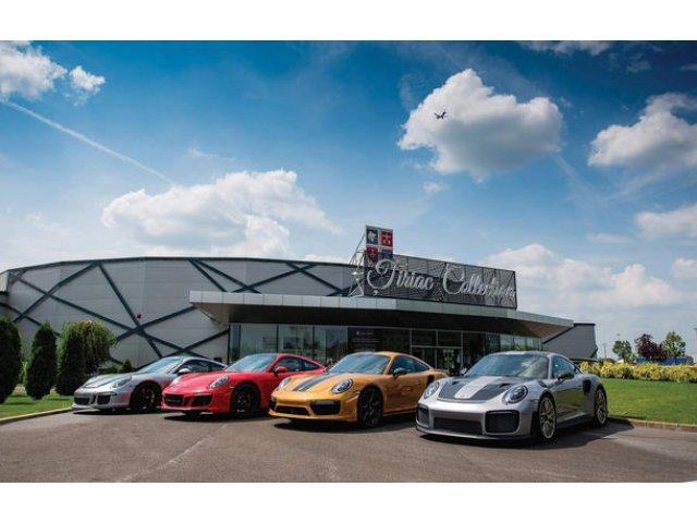 Exponate noi in cadrul galeriei Tiriac Collection: fanii Porsche vor putea admira patru exemplare 911 de top