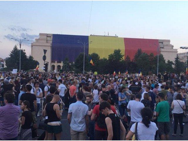 Primaria Capitalei: Manifestatia anuntata pentru vineri, in Piata Victoriei, nu are organizatori