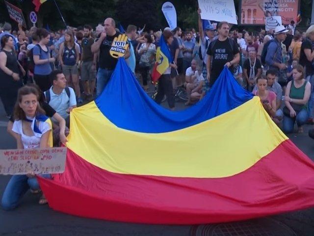 Ce scrie presa internationala dupa a doua zi de proteste