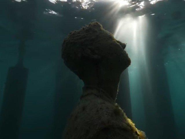 Primul muzeu subacvatic, deschis in Maldive / VIDEO