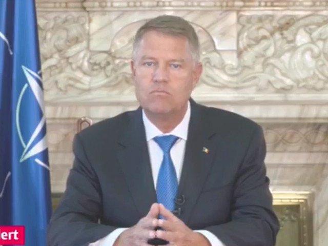 Iohannis: Au trecut deja trei zile si nu exista niciun responsabil pentru ceea ce s-a intamplat in Piata Victoriei. PSD sa ia foarte in serios protestele