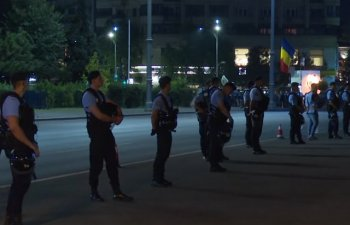 Jandarmeria contrazice Parchetul Militar: Un procuror militar a fost prezent vineri in Piata Victoriei