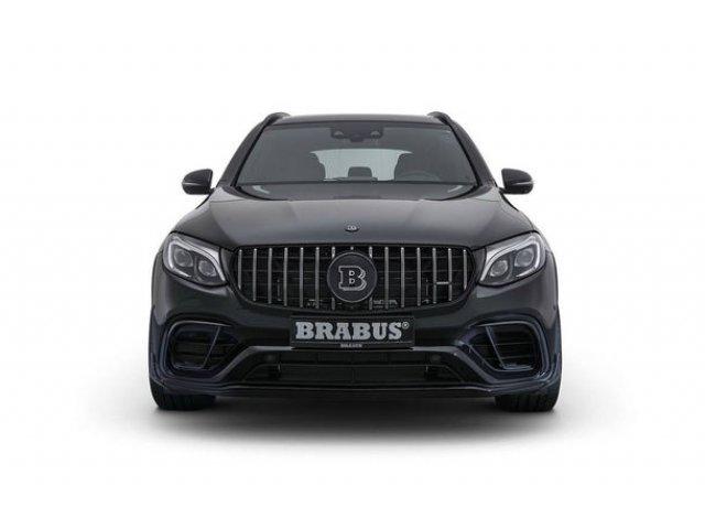 Tratament special din partea Brabus: 600 CP si 800 Nm pentru Mercedes-AMG GLC 63 S
