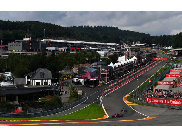 Avancronica Marelui Premiu de Formula 1 al Belgiei: ploaia ar putea influenta lupta pentru titlu dintre Hamilton si Vettel
