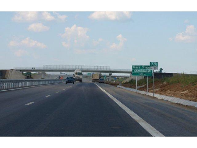 Planuri pentru o taxa de circulatie pe autostrada Bucuresti - Ploiesti: 34 lei pentru 100 kilometri