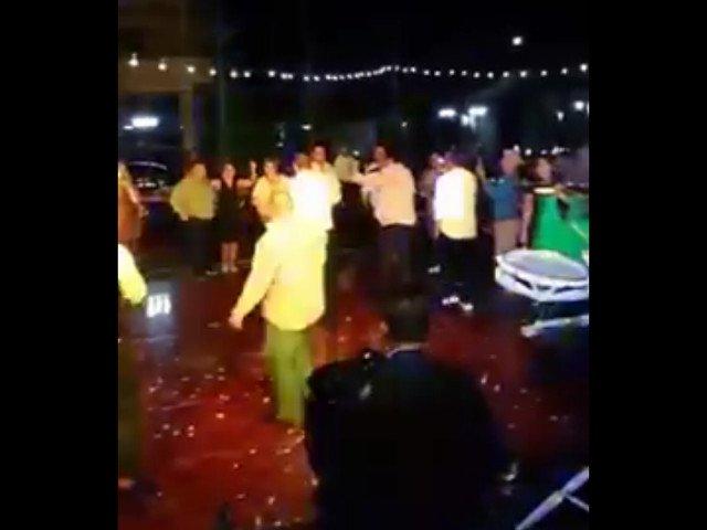 Niculae Badalau (PSD) apare la o petrecere unde se canta o melodie cu mesaj jignitor la adresa diasporei / VIDEO