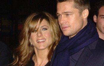 Brad Pitt si Jennifer Aniston au petrecut cateva zile de vacanta in vila lui George Clooney