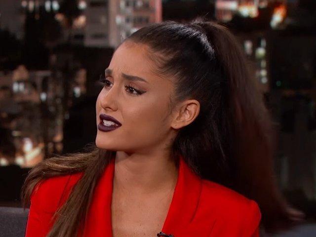 Ariana Grande, invinovatita de fani pentru moartea fostului partener Mac Miller