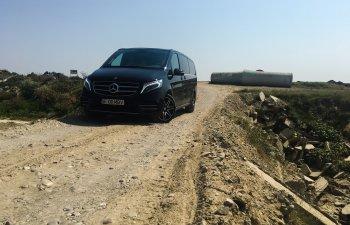 GALERIE FOTO. Mercedes-Benz Clasa V - nimic nu este in VAN